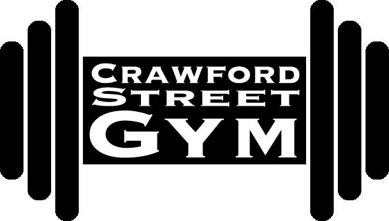 Crawford Street Gym logo